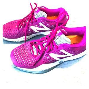 New Balance Tennis Shoes Pink Women's Size 8.5
